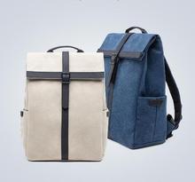 Original novo Xiaomi 90 pontos Moedor de 15-polegada Oxford mochila casuais bolsa para laptop de 400mm * 320mm * 150mm