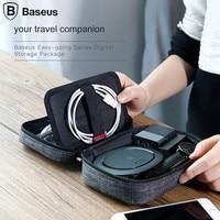 Baseus 7 2 Inch Universal Phone Bag Earphone Bag For IPhone X 7 8 Samsung Phone