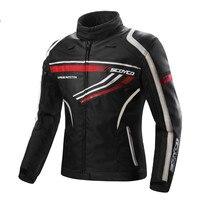 Мотоциклетные костюм защиты от падения куртка износостойкие дышащий мотоцикл костюм мужской пальто Рыцарь Костюм Размер M XXXL