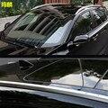 Последним Авиации Алюминиевый Сплав Багажник На Крыше Багаёа Стороны Бары/Серебро Рейлинги на крыше Для Honda (Vezel/HR-V/XRV) 2014-2016Factory Цена