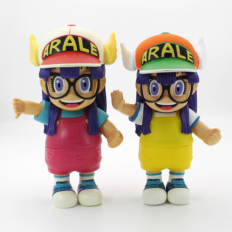 Anime Dr. Slump  lovely Arale Figure Action Toys Dolls Brinquedos Collectible Model Toy Gift for Children fumat stained glass lamp european vintage glass pendant light for living room baroque led lights artistic glass pendant light