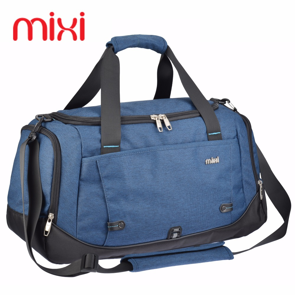 Mixi 39L Sport Bag Training Gym Bag Men Woman Fitness Bags Durable Multifunction Handbag Outdoor Sporting