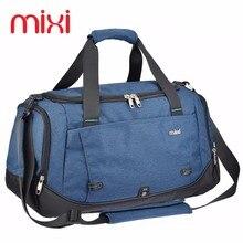 Микси 39L спортивная сумка Training Gym bag Для мужчин женщина Фитнес Сумки прочный многофункциональный Сумочка Открытый Спортивные Tote для мужчин