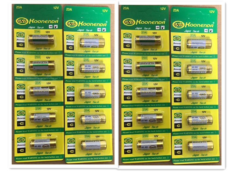 23A 12V Alkaline-Battery Remote-Control MN21 for Doorbell Car Alarm Walkman Etc 20pcs/Lot