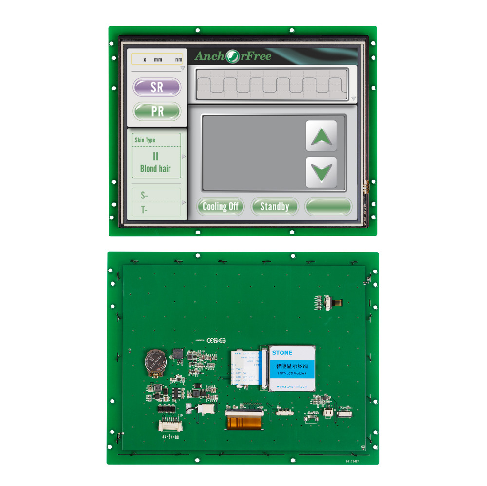 10.4 TFT LCD Module With RS232 Port For Industrial Use10.4 TFT LCD Module With RS232 Port For Industrial Use