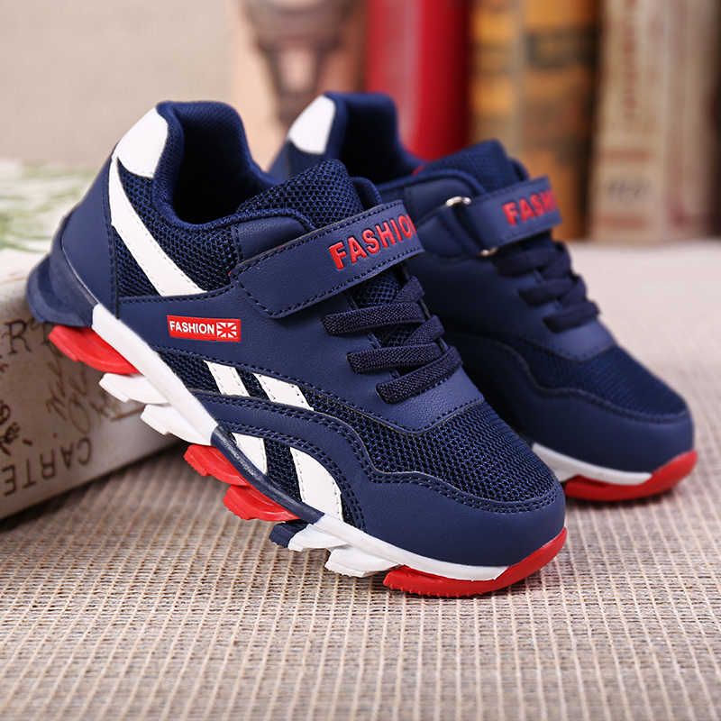 899a450d43a Cheap Children shoes boys sneakers girls sport shoes Athletic child  students trainers Outdoor breathable kids Jogging
