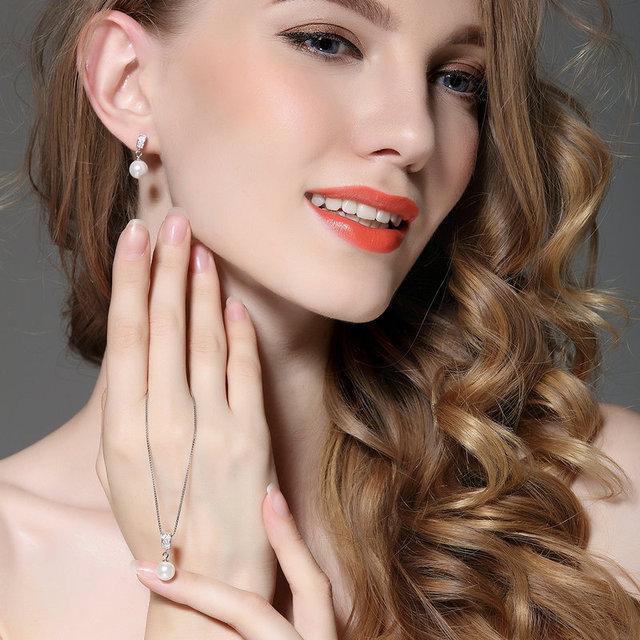 Earrings Fine Jewelry Female Drop Earrings