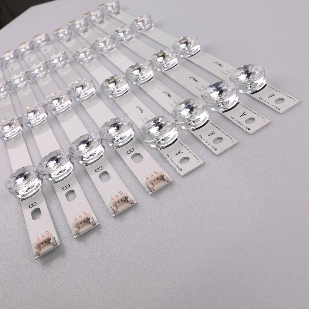 Image 4 - New 8pcs/set LED strip Replacement for LG LC420DUE 42LB5500 42LB5800 42LB560 INNOTEK DRT 3.0 42 inch A B 6916L 1710B 6916L 1709BLight Beads   -