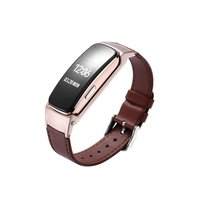 Step Counter Bracelet Headset Dual Function K2 Smart Call
