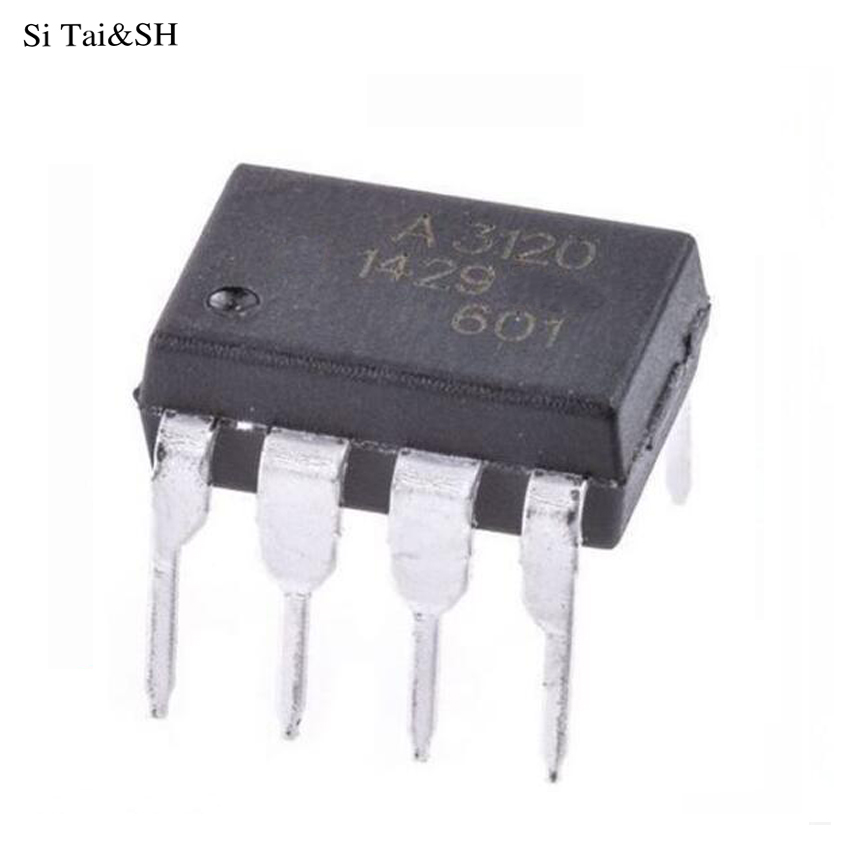 1PCS ACPL-332J-500E  SOP16 2.5Amp Output Current IGBT Gate Driver Optocoupler