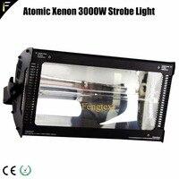 Atomowe 3000 Watt DMX ksenonowe światło stroboskopowe atomic3000 Blinder światło błyskowe urządzenie stroboskopowe reflektory w Oświetlenie sceniczne od Lampy i oświetlenie na