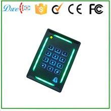 Black color with back light keypad zigbee reader including door bell function WG34