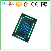 Black color with back light keypad zigbee reader including door bell function WG34