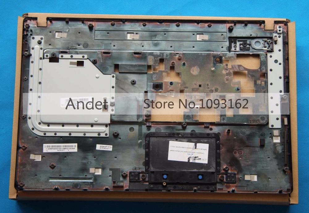 New For Lenovo G770 G780 Upper Case Palmrest Cover /& Bottom Case AM0H4000100