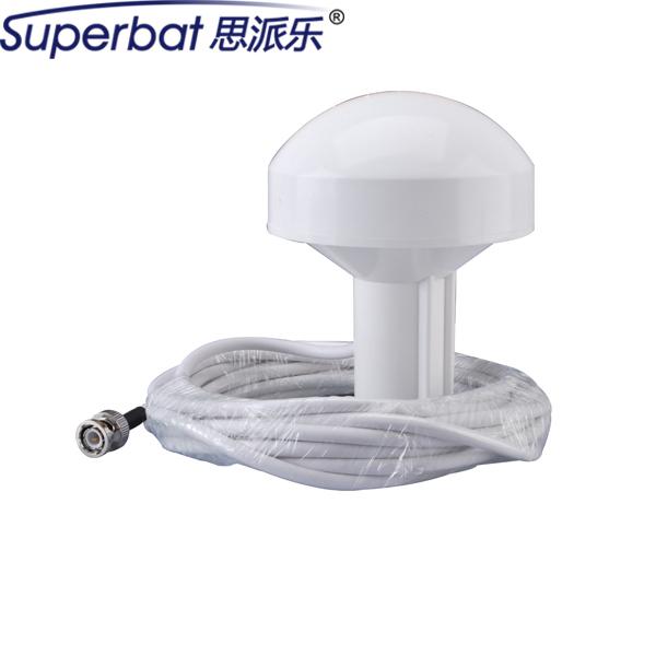 Superbat GPS amplificador de Antena Activa Antena de Navegación Marina 5 M BNC enchufe Impermeable Antena para GARMIN GPS MAP 296 376c 396 498C