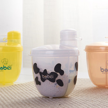 Formula Milk Storage Baby Feeding Box Portable Milk Powder Formula Dispenser Baby Kids Toddler Food Containers Storage цена