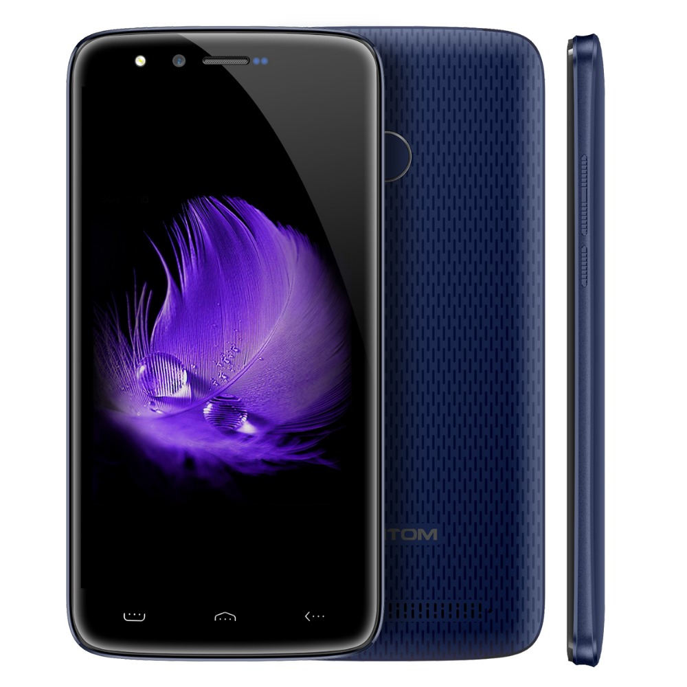 HOMTOM HT50 5 5 Smartphone MTK6737 Quad Core Android 7 0 3GB RAM 32GB ROM 1280x720