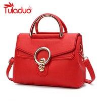 Luxury Handbags Women Bags Famous Brand New Design Metal Handle Totes Famale Casual Lady Crossbody Bag