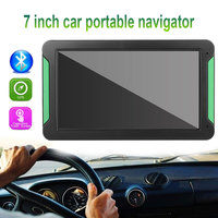 GPS Navigator Vehicle Navigation Universal Car Navigator Sensors Digital 8GB 8 Inches Portable FM Transmit Multifunctional