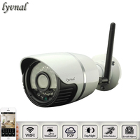 WiFi1080P HD Mini Bullet Camera Onvif2 0 Impermeabile IR Wireless Telecamera Di Sorveglianza Di Rete IP