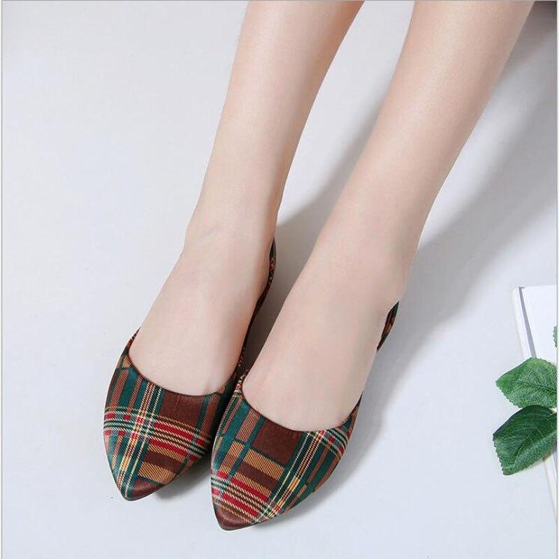 Women Flats Shoes Ballet Flat