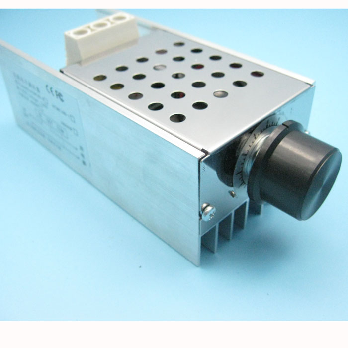 Digital Display 10000W High Power SCR Electronic Voltage Regulator AC220V цена