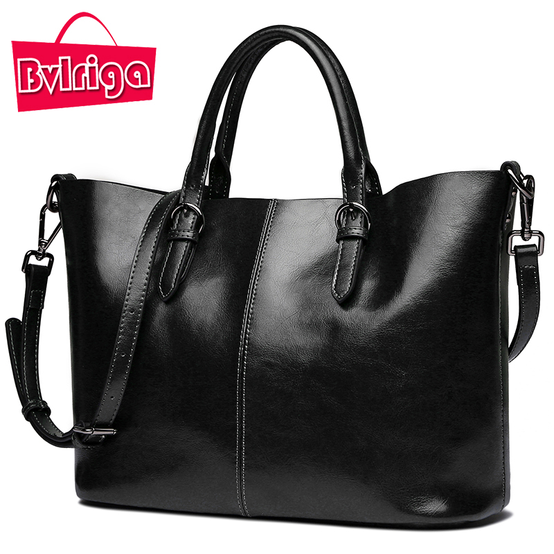 Bvlriga Women Bag Genuine Leather Bag Female Famous Brands Luxury Handbags Women Bags Designer Shoulder Crossbody Messenger Bags sgarr soft leather handbags women famous brands luxury bag designer quality casual lady messenger bag female large shoulder bags