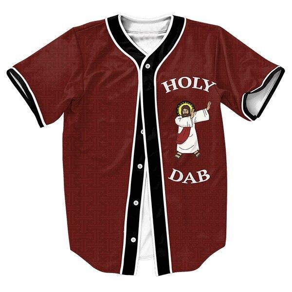 Santo Dab Jersey camisas de Los Hombres 3d Streetwear camisa con botones camisa de sudor de verano estilo Hip Hop tees ropa de moda