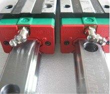 6pcs Hiwin linear guide HGR20-1100MM + 6pcs HGH20CA linear narrow blocks for cnc
