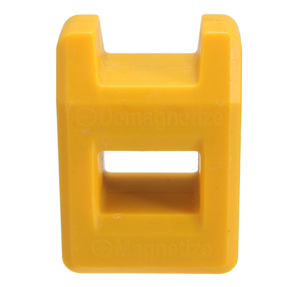 New Style Screwdriver Magnetizer Degaussing Demagnetizer Magnetic Practical Pick Up Tool Color:Yellow magnetizer demagnetizer ware magnetic pick up tool screwdriver screw tips bits hot sale free shipping href page 1