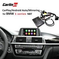 Carlinkt Реверсивный камера интерфейс модуль для BMW 1 серии с НБТ системы 6,5 ''экран Carplay зеркалирование