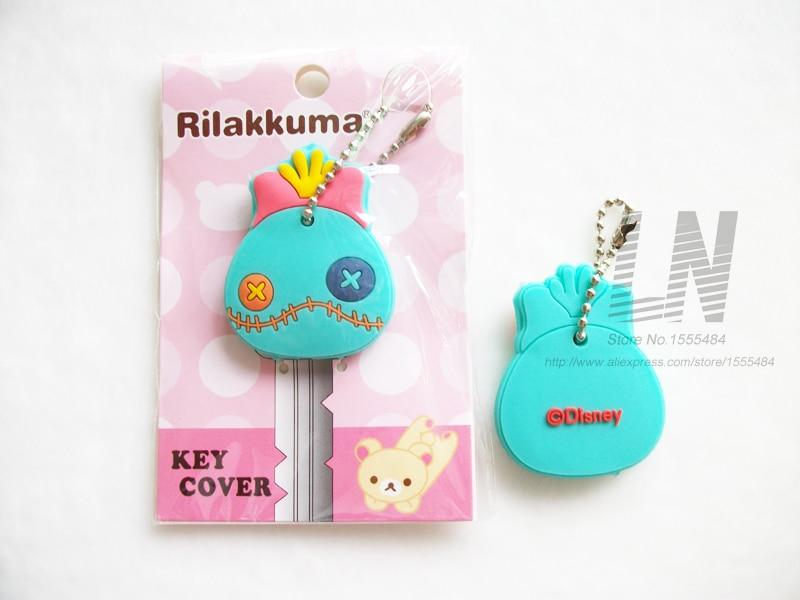 Vrhunska kvaliteta slatka crtani Mickey Hello Kitty poklopac ključ - Modni nakit - Foto 4