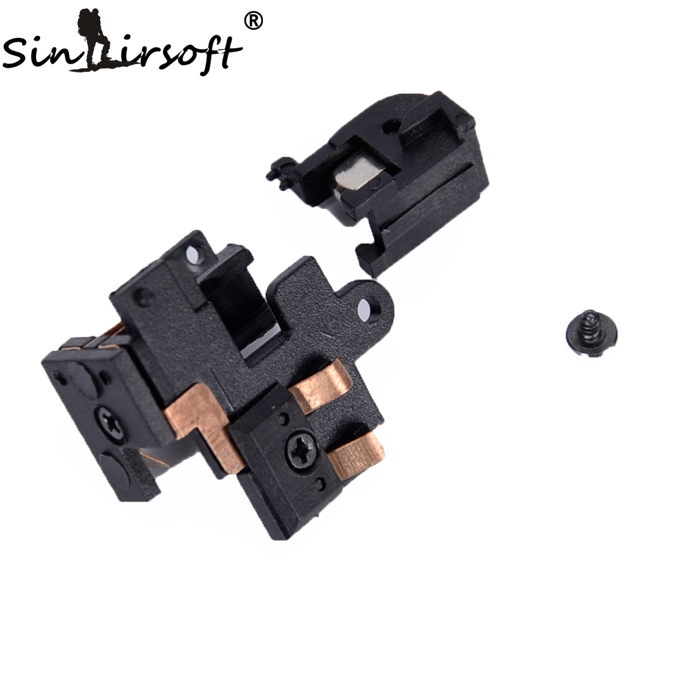 SINAIRSOFT Heat Resistance Switch For Airsoft Electric Gun AEG Gearbox Ver. 2/3 Hunting Accessories Outdoor Shooting Paintball