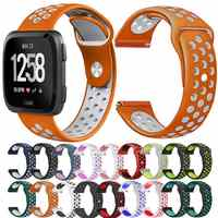 20 22 MILLIMETRI cinturino In Silicone Per Samsung Gear sport S2 S3 Classico Frontier watch Band huami amazfit ritmo Bip BIT lite Huawei Orologio 2