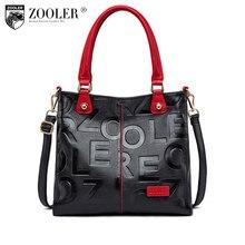 2018 NEW shoulder women bag ZOOLER designer genuine leather woman bag 280fbf390c3e6