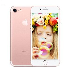 Image 3 - Apple iphone 7, smartphone, telefone celular, desbloqueado, 32g/128g/256g rom, quad core, 12.0mp câmera ios 1960ma impressão digital telefone inteligente todo