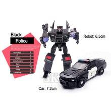Super Hero Mainan Transformasi Robot Mobil Kit Deformasi Robot Aksi Angka Mainan untuk Anak Laki-laki Kendaraan Penjaga Anak Figurines Hadiah