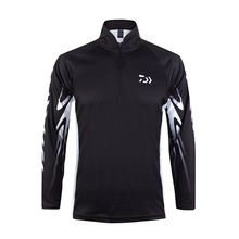 2020 Nuovo Daiwa camicia Professionale Camicia Pesca In Fibra di Bambù Upf 50 + Traspirante Quick Dry Anti Uv camicetta vestiti di Pesca