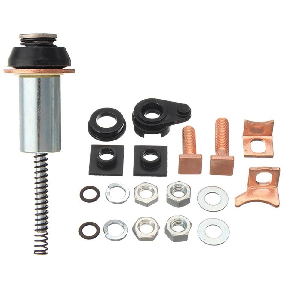 Automotive starter motor solenoid valve Diesel Starter Motor Solenoid Repair For Land Rover Discovery Defender TD5 2.5