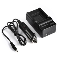 2x Digital Replacement Battery Charger For Sony HDR AZ1 HDR AZ1 W HDR AZ1VR W Action