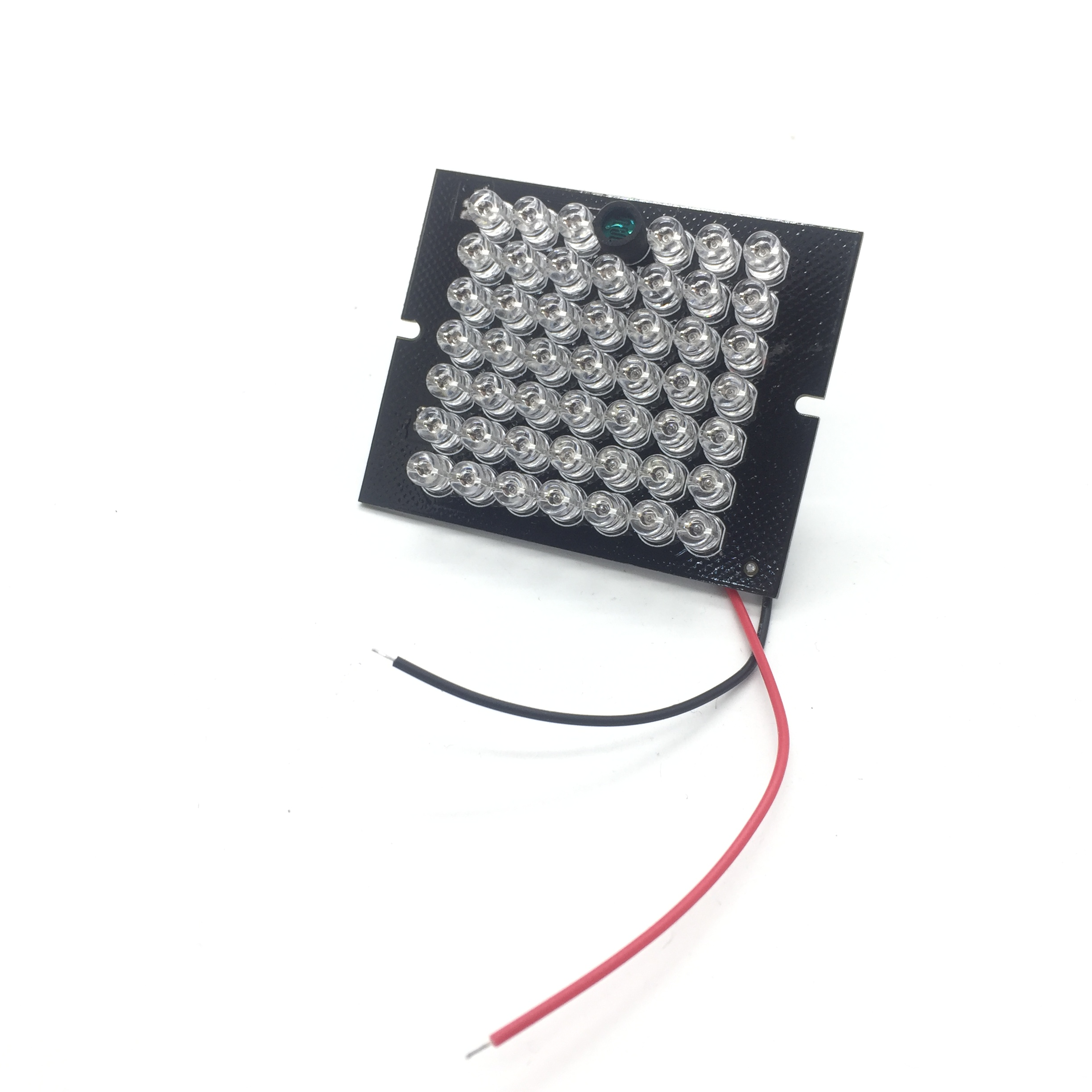 New Invisible Illuminator 940NM Infrared 60 Degree 48 LED IR Lights PCB For CCTV Security 940nm IR Camera DC12V
