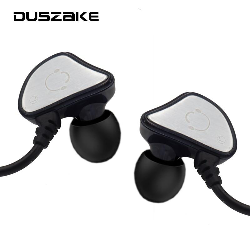DUSZAKE Q3 In Ear Phone Earphones Headphones For Cellphone In Ear Phone Earphones Headphones For Xiaomi Wired Earphone for Phone