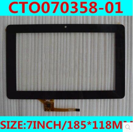Новый оригинальный 7 дюймов 070358-01A-V1 tablet емкостной сенсорный экран CTO070358-01 бесплатная доставка