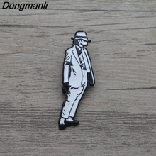 L3410 Musician Metal Enamel Pin for Backpack/Bag/Jeans Clothes Badge Lapel Pin Brooch Jewelry 1pcs все цены