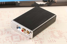 CM6631A interfaz digital conversión USB I2S SPDIF salida coaxial de 32 bits a 24 bits 192K tarjeta de sonido decodificador Audio DAC Board