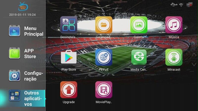 R$ 23 99 |1/3/6/12 meses GoTV Brasil IPTV apk Apoio qualquer caixa Android  celular tablet pc e tv android com VOD + VIVO + REPRODUÇÃO + Pornô em