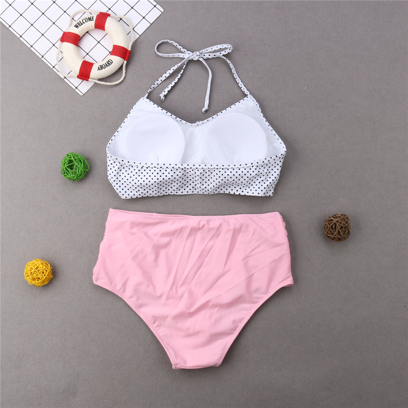 HTB1bLKIaI vK1Rjy0Foq6xIxVXaa Swimwear Mom And Daughter Bikini Set Father And Son Matching Outfits Women Swimwear Baby Girl Swimsuit Family Matching Outfits