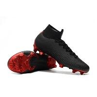 SpeedMad 2019 new arrival cr7 football boots superfly 360 fg soccer shoes originais superfly vi elite botas chuteira futebol