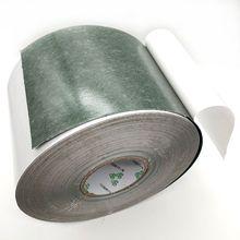 """18650 סוללת ליתיום שעורה ירוקה מעטפת נייר נייר דבק עצמי דבק משטח בידוד עובי רוחב 140 160 מ""""מ 0.2 מ""""מ"""