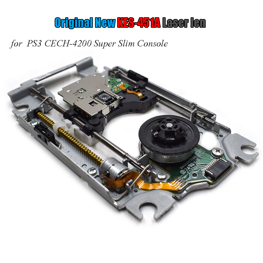 Original Brand New Laser Len KES-451AAA KES 451 for PS3 Super Slim Console CECH-4200 with Deck Mechanism kes